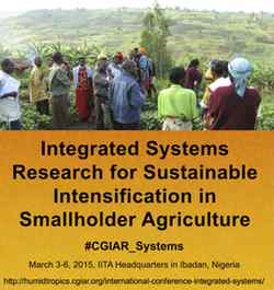 Systems Research Offers Solutions to Tackle Poverty, Hunger and Environmental Degradation Together