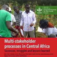 Lessons Learned Implementing Multi-Stakeholder Processes in Central Africa