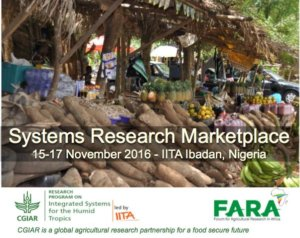 Systems Research Marketplace Event