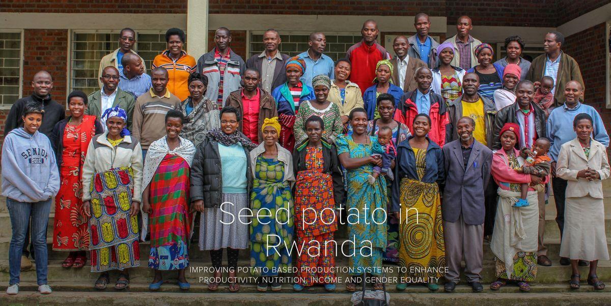 Seed Potato Rwanda